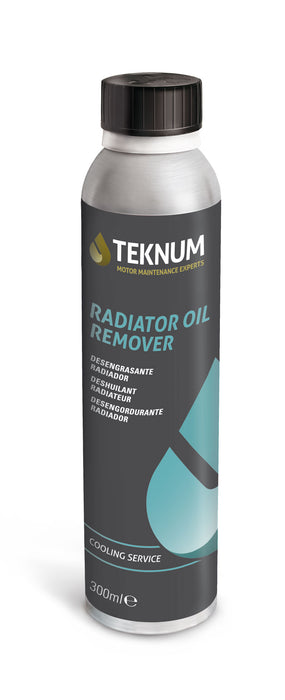 TEKNUM RADIATOR OIL REMOVER - International Tool Company