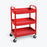 Adjustable Utility Cart - Three Shelves - International Tool Company