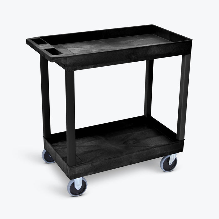 "32"" x 18"" Tub Cart - Two Shelves - International Tool Company"