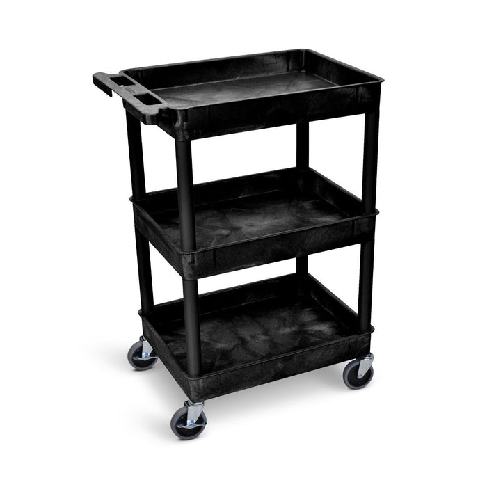Tub Cart - Three Shelves - International Tool Company