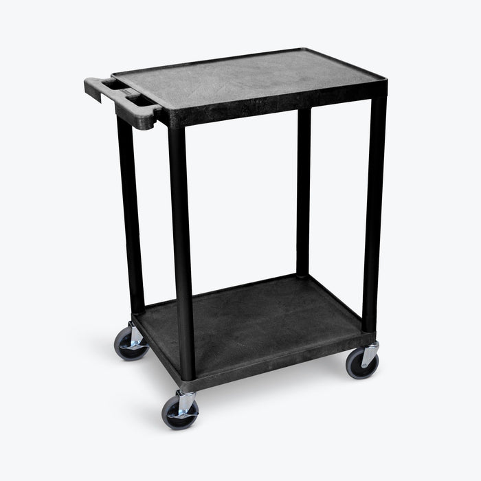 Flat-Shelf Cart - Two Shelves - International Tool Company
