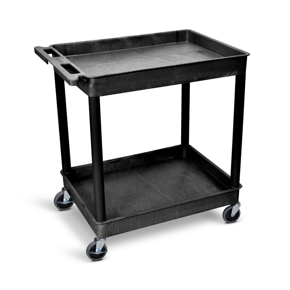 Large Tub Cart - Two Shelves - International Tool Company