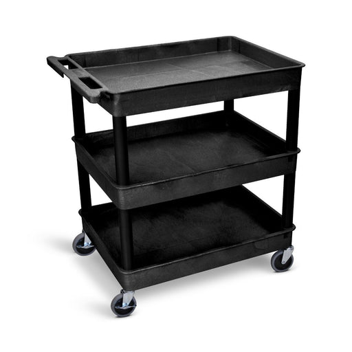 Large Tub Cart - Three Shelves - International Tool Company