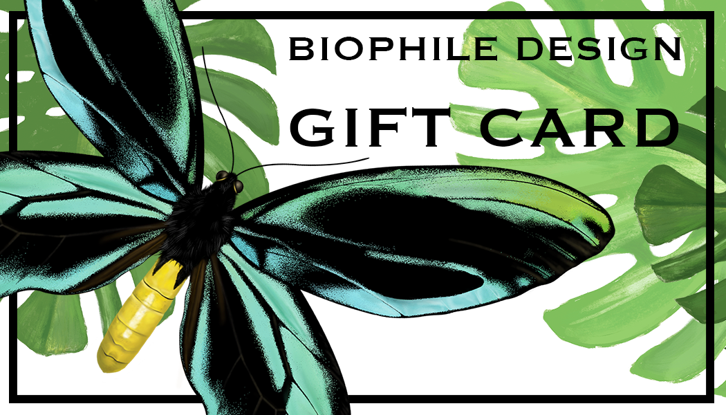 Biophile Design Gift Card