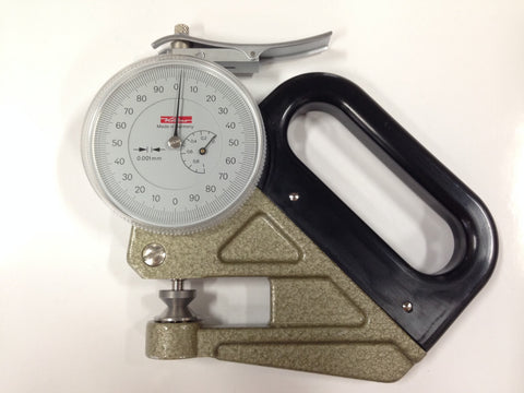 F 1000/30 Foil Dial Thickness Gauge