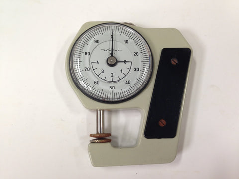 JZ 15 Pocket Dial Thickness Gauge *reduced*