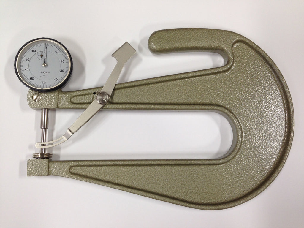 JZ 200 B Dial Thickness Gauge