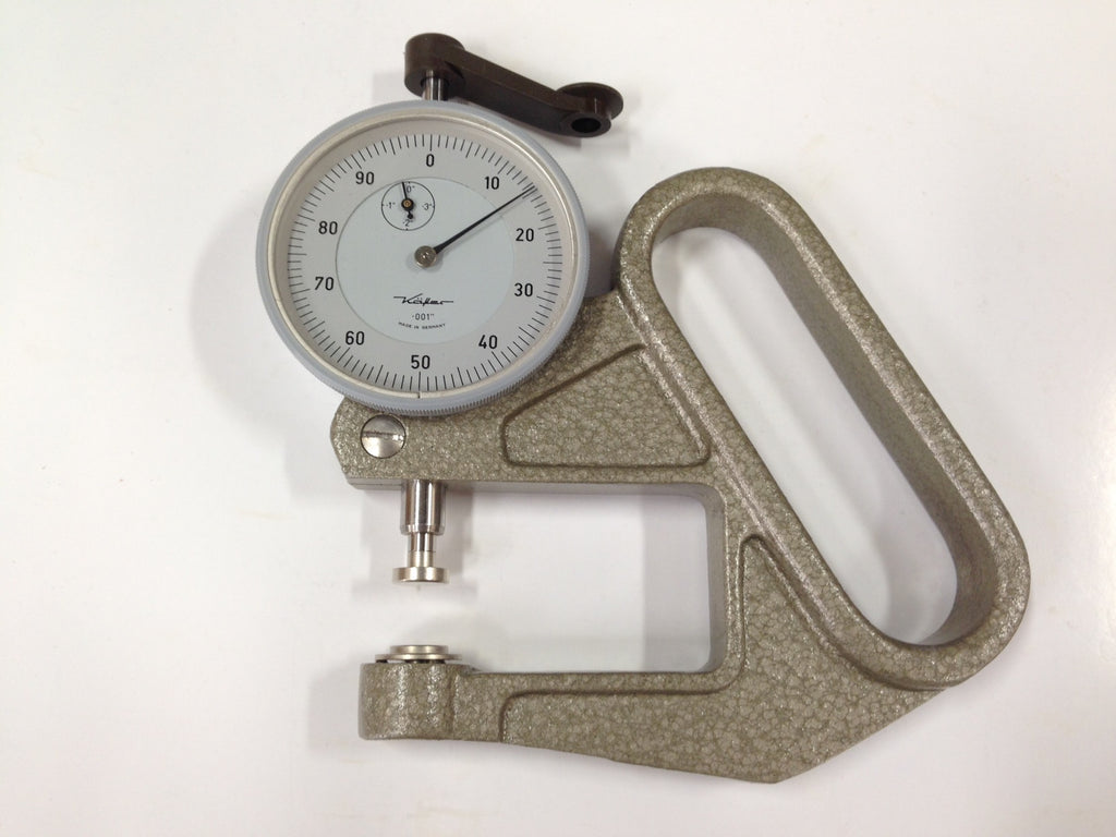 JZ 50 C Dial Thickness Gauge