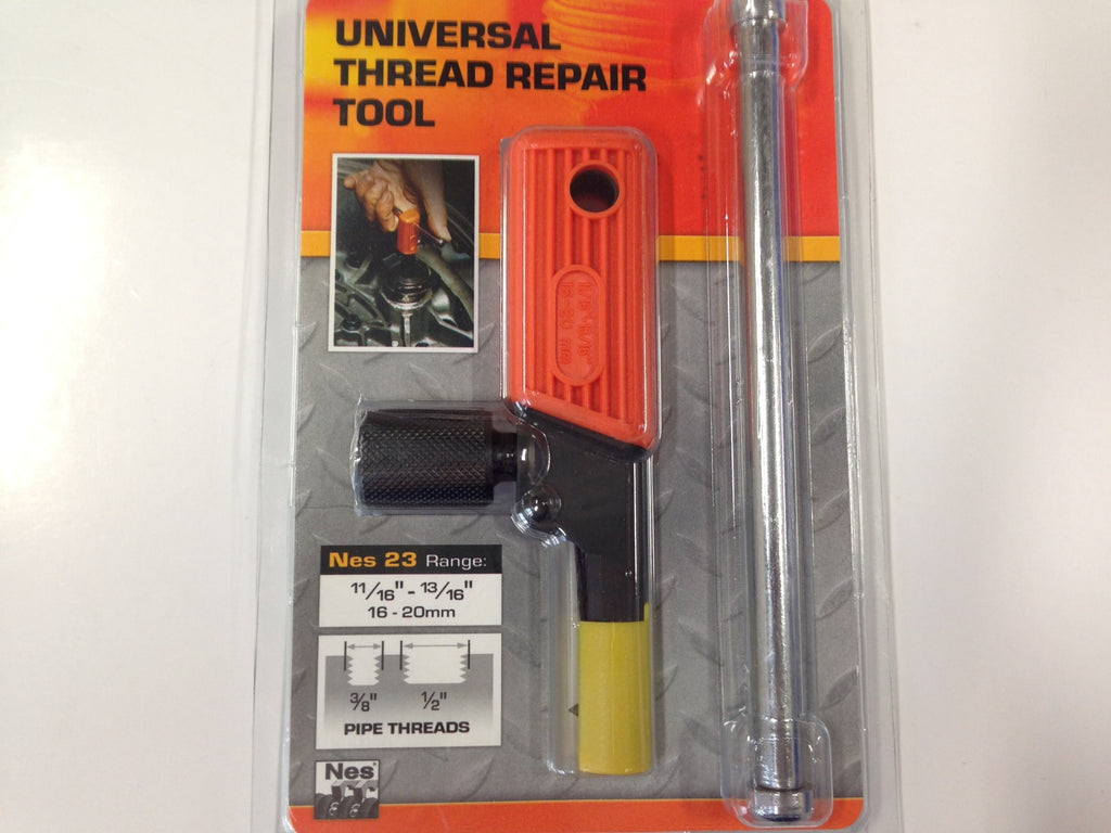 "NES23 Internal Rethreading Tool: 11/16"" to 13/16"" (16-20mm)"