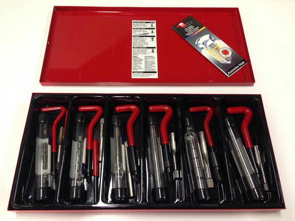 Metric Screw Thread Repair Range Kits