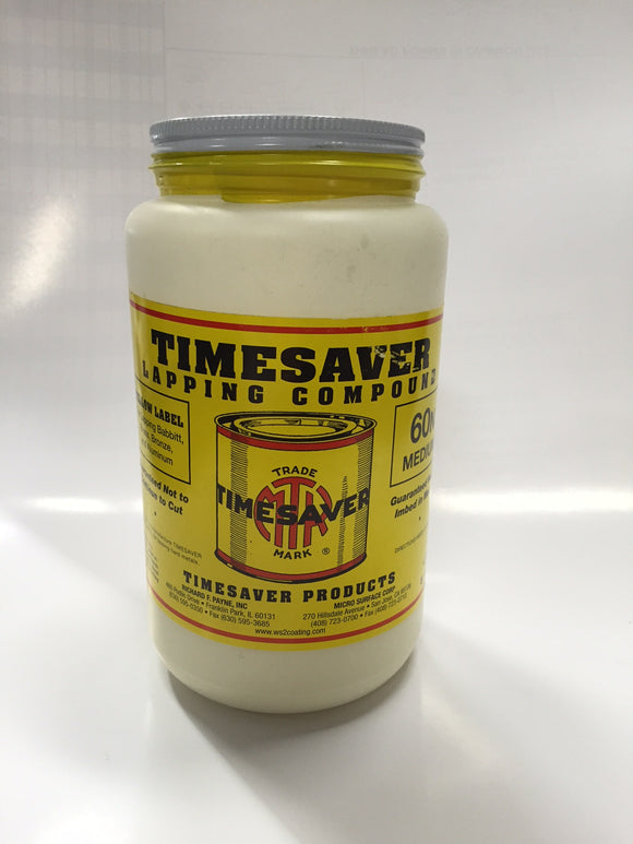 Timersaver, 5 lb. Yellow Label  Lapping Compound