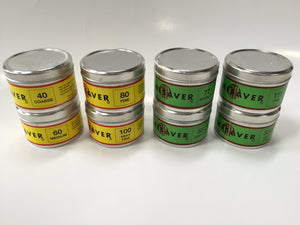 Test Kits - Assorted 3oz Tins
