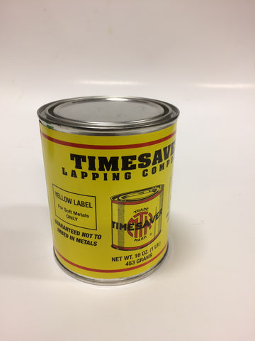 Timesaver 1 lb. Yellow Label  Lapping Compound