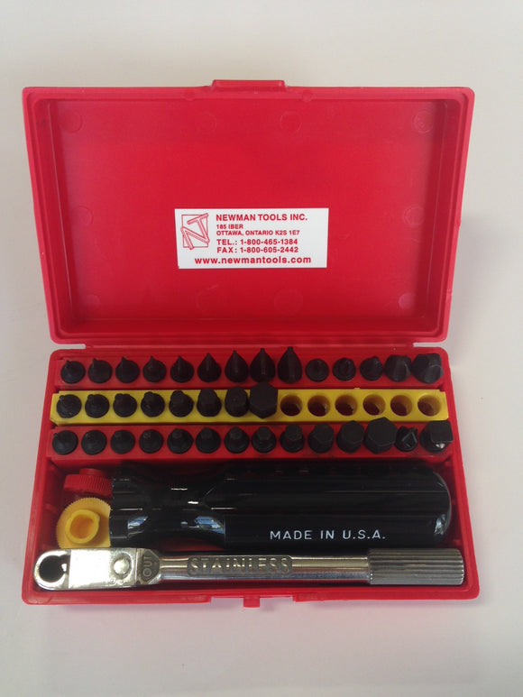 WF-3 Deluxe Mini Ratchet Kit