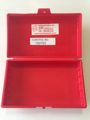 Large Molded Polypropylene Case (empty)