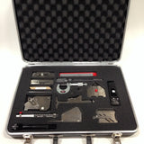 WG-12LBK, Large Briefcase Kit (with lock & key)