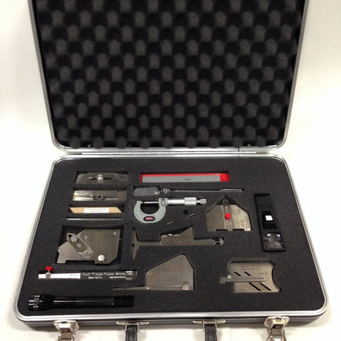 WG-12LBKM, Metric Large Briefcase Kit (with lock & key)
