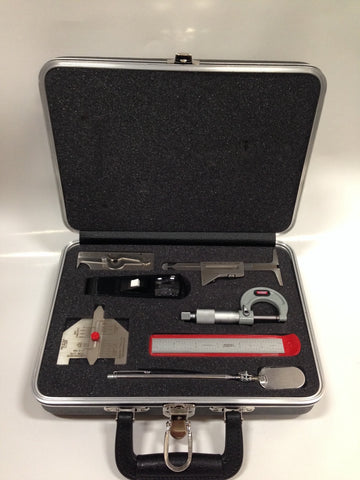 WG-12MBK, Medium Briefcase Kit (with lock & key)