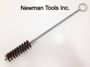"Carbon Steel Tube Brushes For Thru Holes- Series 84,  1/8"" - 3"" (3mm - 76mm)"