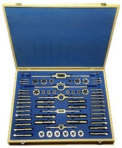 Metric Coarse Tap & Die Complete Sets