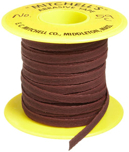 Flat Abrasive Tapes - Crocus