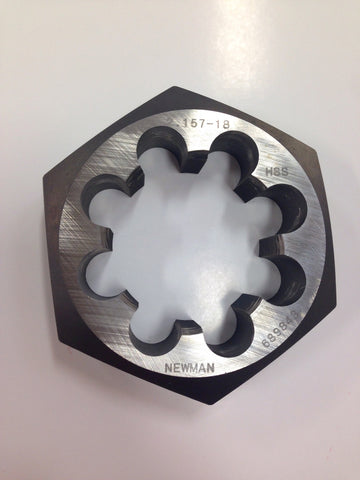 Bearing Locknut Hex Dies