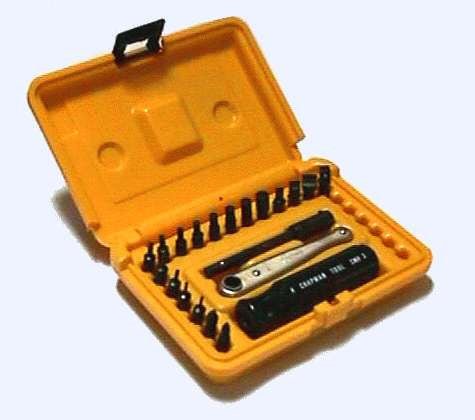 7321 Chapman Mini Ratchet Kit