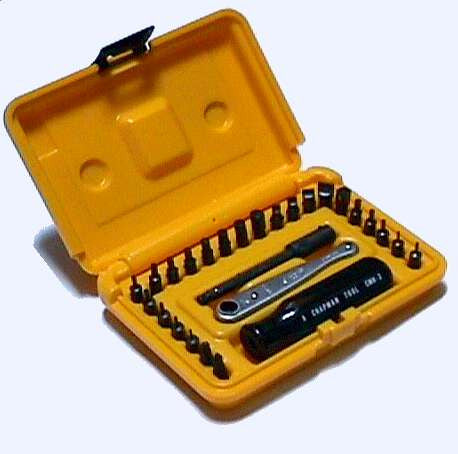 7341 Chapman Mini Ratchet Kit