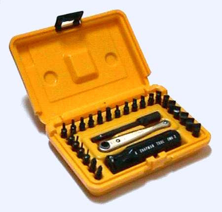 8900 Chapman Deluxe Gunsmith Kit