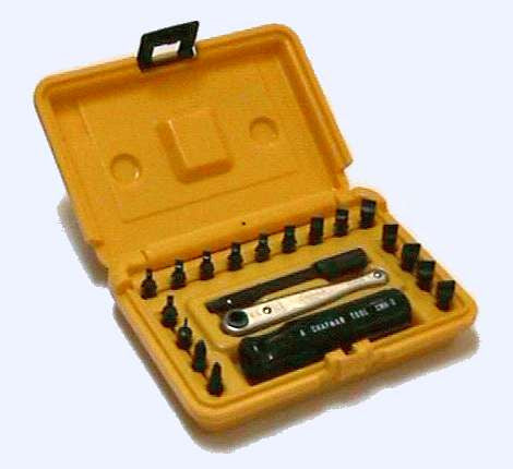 9600 Chapman Basic Gunsmith Kit