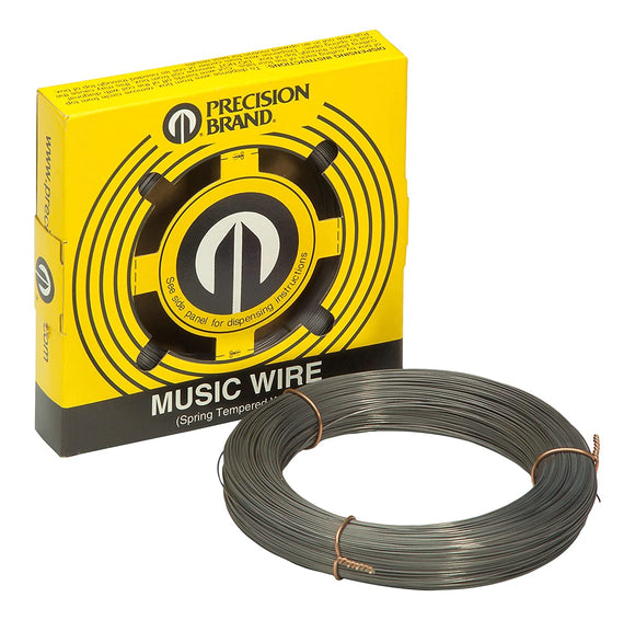 Music Wire 1/4 Pound Packages