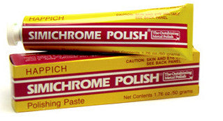 Simichrome Polish 50g Tubes
