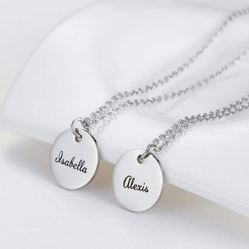 Personalized Chain Necklace