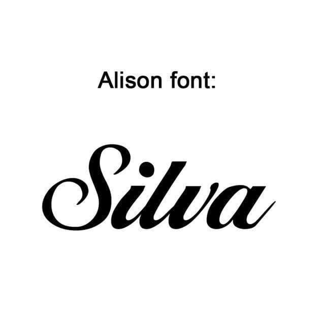 Personalized Name Necklace Jewelry - Euforia Jewels