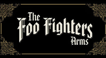 Signature Brew X Foo Fighters