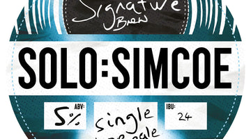 NEW BEER! - Solo : Simcoe