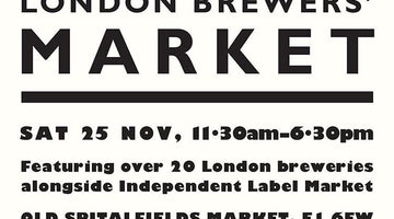 London Brewers' Market Xmas 2017
