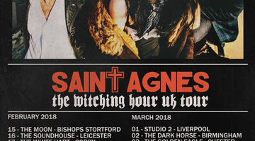 Saint Agnes & Signature Brew on Tour!