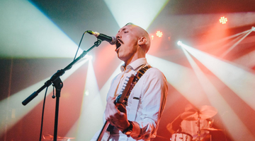 25+26.08.20 - Jamie Lenman - Live & Socially Distanced at The Brewery