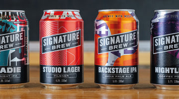 Introducing Signature Brew's New Brewery And Exciting New Rebrand