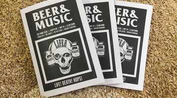 Introducing Signature Brew's Beer & Music Zine