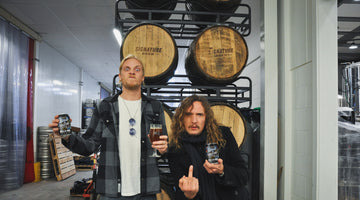 Q&A: The Darkness Talk Brewing Beer, Drinking On Tour & Their New Album