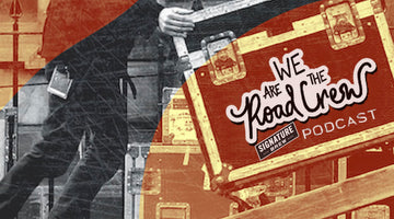 LISTEN NOW: Signature Brew Team Up With We Are The Road Crew Podcast