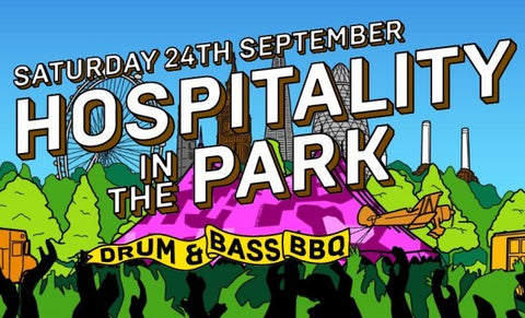 Hospitality In The Park Finsbury Park 2016