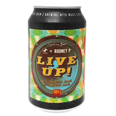 Signature Brew Live Up