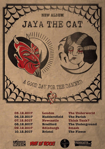 Jaya The Cat UK Tour