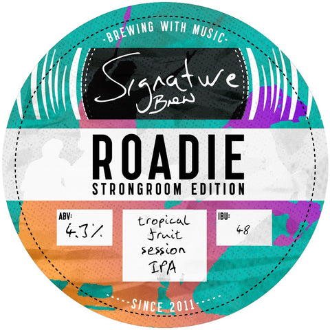 Roadie Strongroom Edition