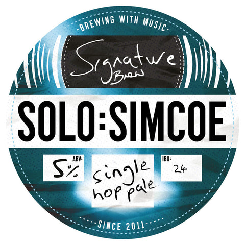 Signature Brew Solo Simcoe