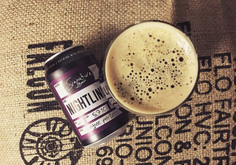 Signature Brew Curved Brick Co Nightliner Coffee Porter