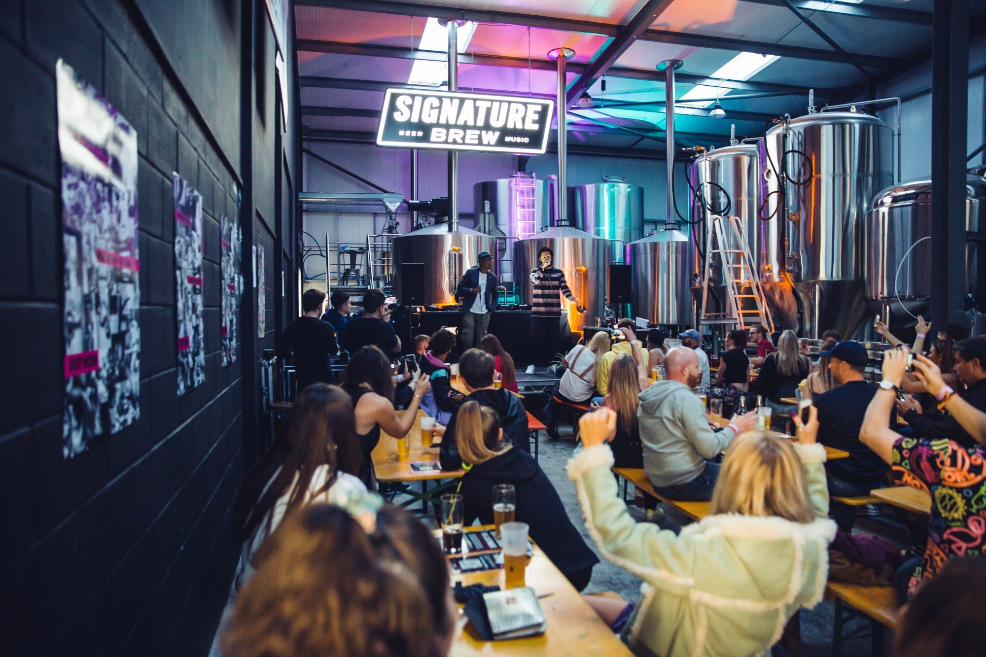Signature Brew Listings For Walthamstow & Haggerston